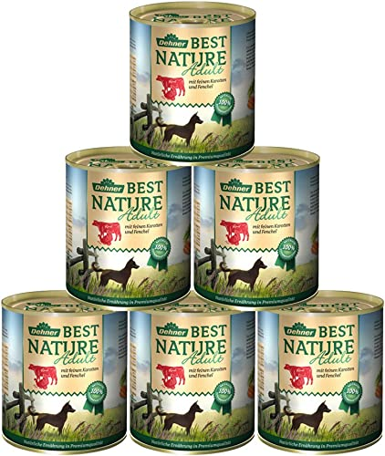 Dehner-Best-Nature-Adult-Hundefutter-Nassfutter