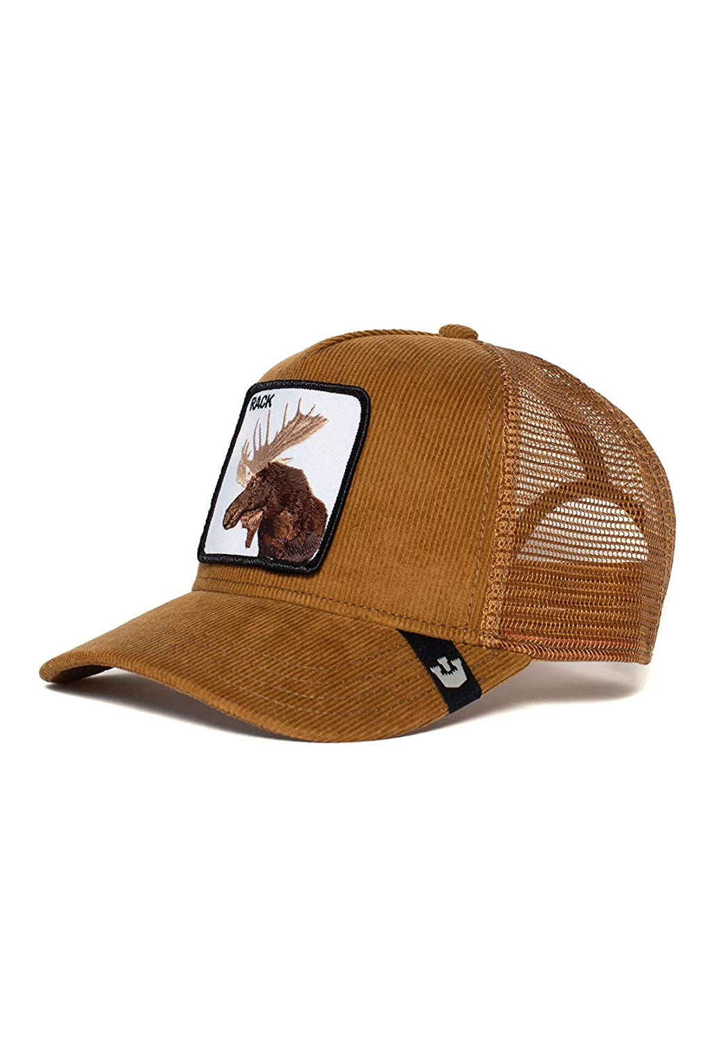 Goorin Gorra Baseball Carroyer Moose Head Wky Talla Única marrón ...
