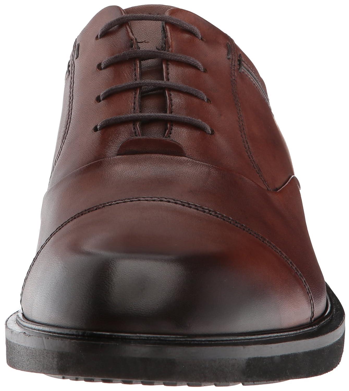 ECCO Men's Vitrus II Tie Tie Tie Oxford, Amber Cap Toe, 46 M EU (12-12.5 US) 1d29e6