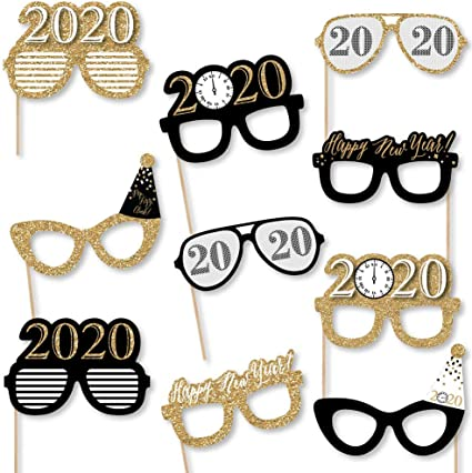 Image result for free 2020 images with glasses""