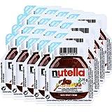 20 x 15g Nutella Spread Portions by Ferrero