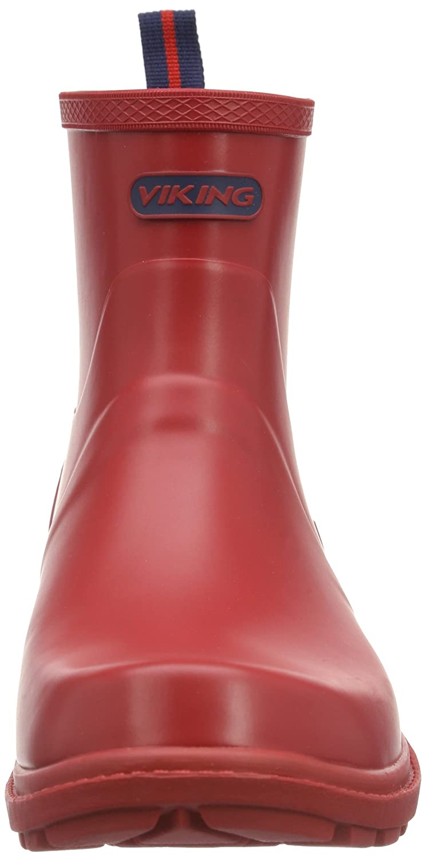 Viking NOBLE (ROT Damen Kurzschaft Gummistiefel Rot (ROT NOBLE 10) 376ba4