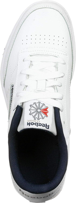 Reebok Club C, Chaussure de Tennis Mixte Enfant Blanc