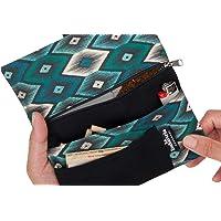 Porta tabacco, cartine, filtri e accendino - Portatabacco in tessuto