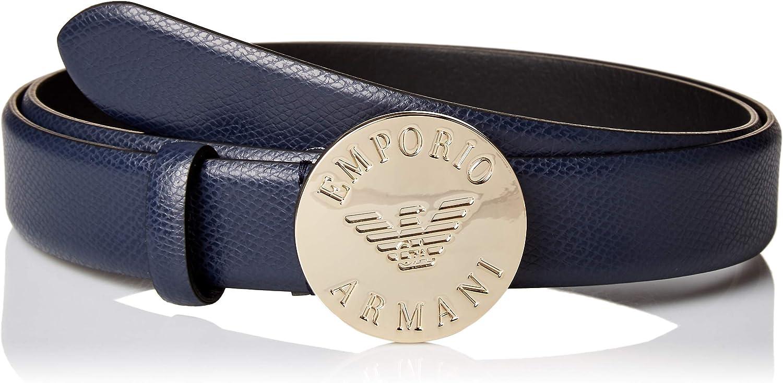 EMPORIO ARMANI Y3I153-YH31A-80003 Complementos y Accesorios Moda Mujeres Negro Cinturones