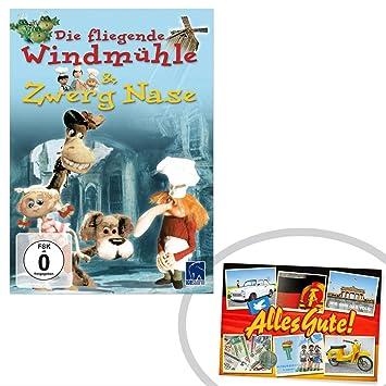 Dvd Die Fliegende Windmuhle Inkl Ddr Geschenkkarte Ostprodukte