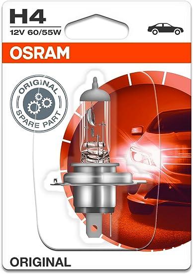 Oferta amazon: Osram 64193-01B Lámpara Standard Halógena de Faros H3 Blister Individual, Other Talla Single blister