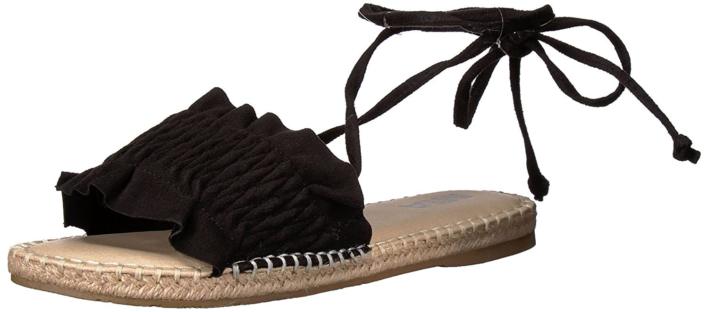 07b598d6c2 Amazon.com | MIA Women's Annalise Flat Sandal | Flats