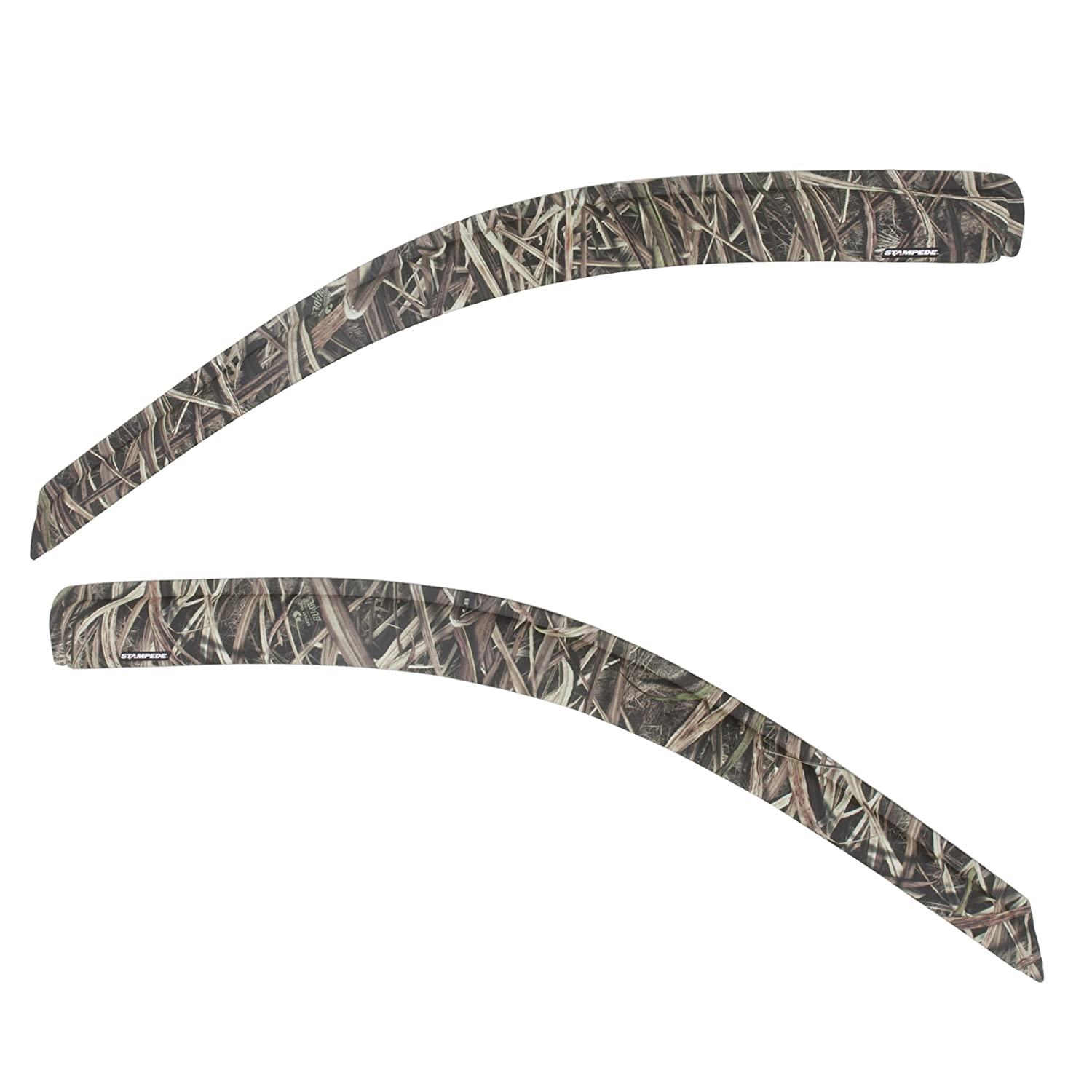 Mossy Oak Shadow Grass Blades Camo Pattern 2 Piece Stampede 6061-14 Tape-Onz Side Window Deflector