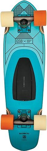 Globe Blazer GSB Speaker Board Teal Complete Skateboard – 7.25 x 26