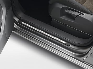 Volkswagen Original listones de umbral Acero Inoxidable Touran Juego de 4 1t0071303 listones: Amazon.es: Coche y moto