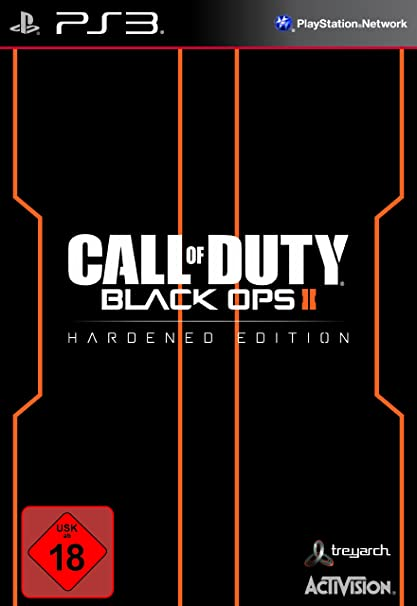 Call of Duty: Black Ops II - Hardened Edition (100% uncut) - [PlayStation 3]