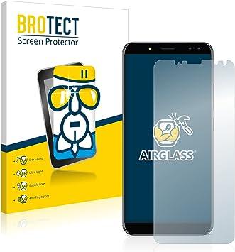 BROTECT Protector Pantalla Cristal Compatible con Ulefone Power 3 ...