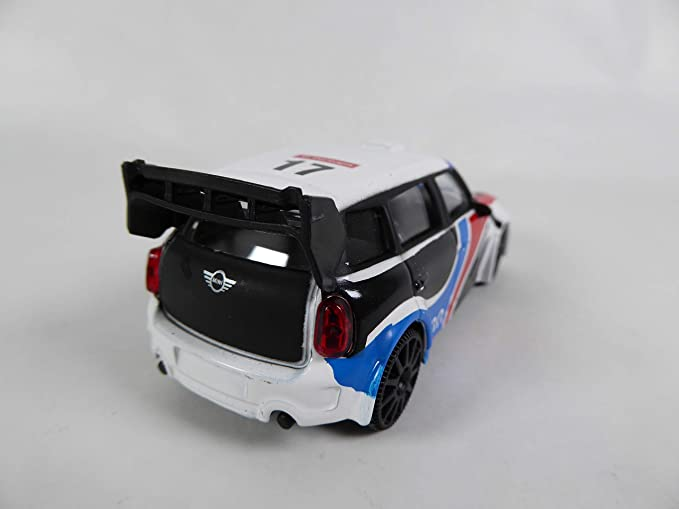 OPO 10 - Mini Cooper JCW WRC Rally 1:43 Mondo Motors Racing (Mini ...