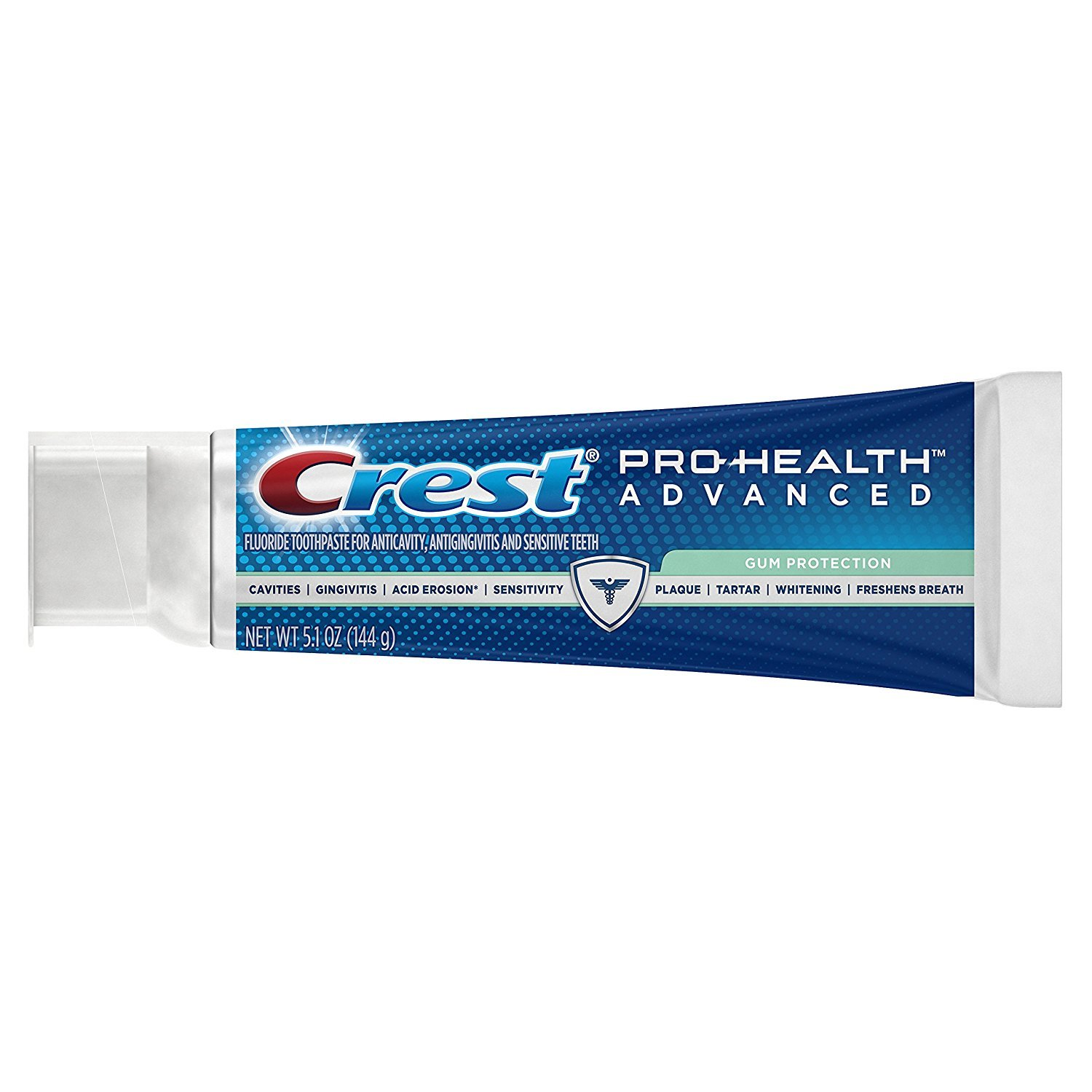 Crest Pro-Health Advanced Gum Protection Toothpaste, 5.1 oz, Triple pack by Crest (Image #2)