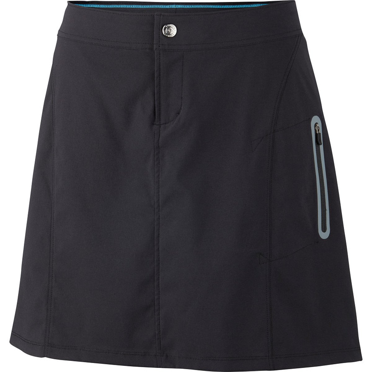 Columbia Women's Just Right Skort Skirt, black, 4
