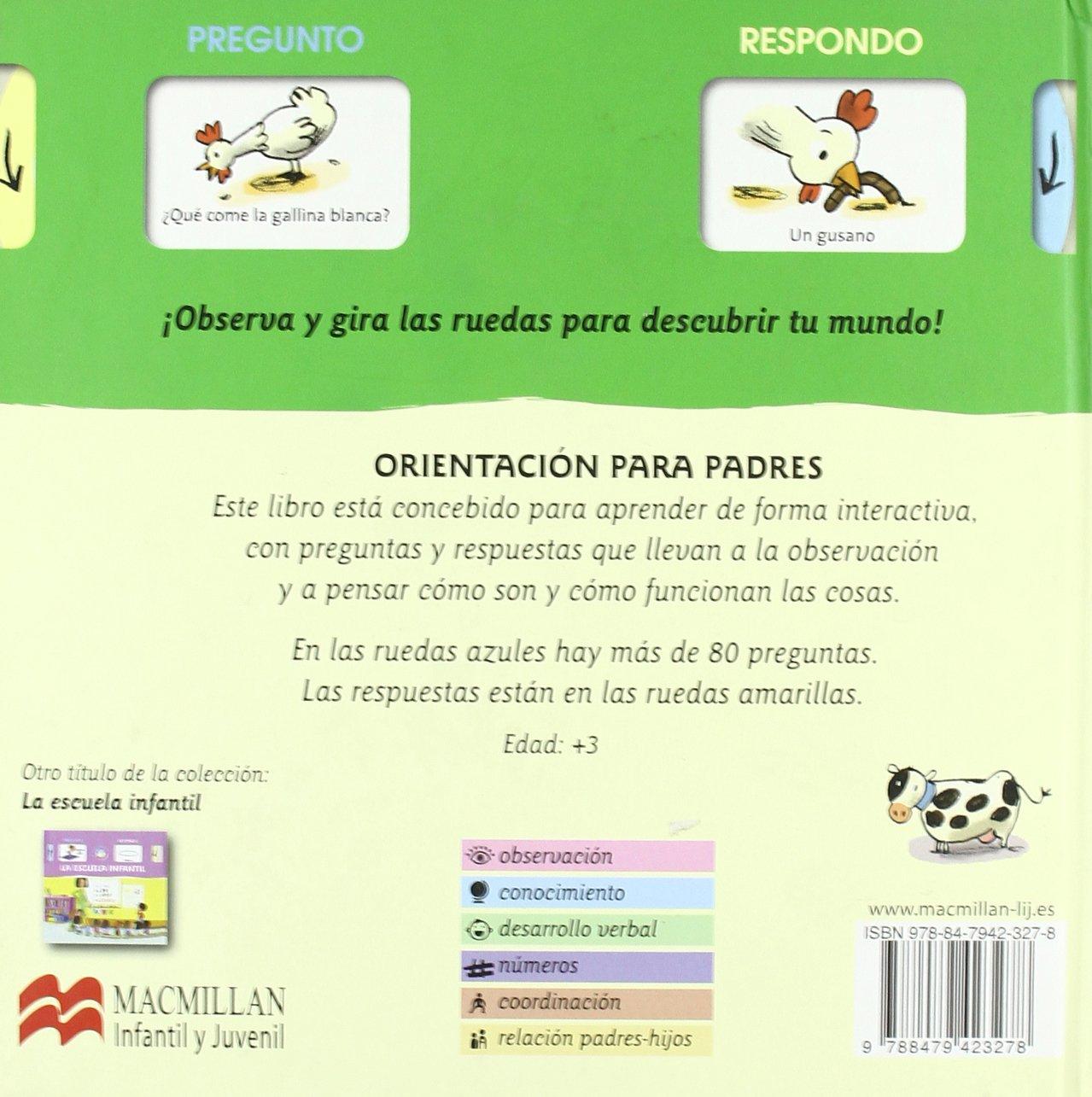 Un día en la granja: María Dolores; Equipo Amaterra; Balicevic, Didier Crispín Sanchís: 9788479423278: Amazon.com: Books