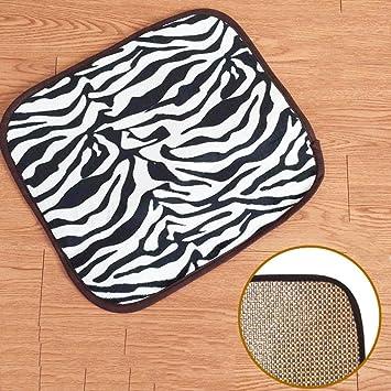 XULO Cama De Enfriamiento para Perros Alfombra De Mascotas Alfombra De Verano para Perro (Esterilla para Mascotas De Bambú),R-S: Amazon.es: Hogar
