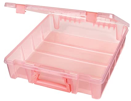 Merveilleux ArtBin Super Satchel 1 Compartment Box  Plastic Art And Craft Supply Storage  Container