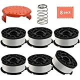 Weed Eater Spool Compatible with Black+Decker AF-100,30 Feet/0.065 Inch Line String Trimmer Generic Autofeed System…