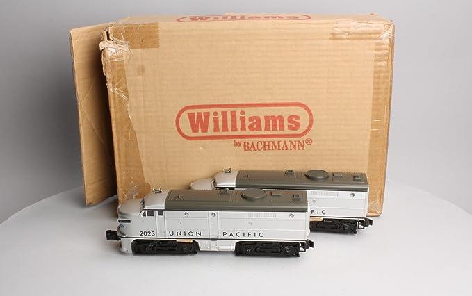 Amazon.com: Williams by Bachmann Union Pacific alimentado y ...