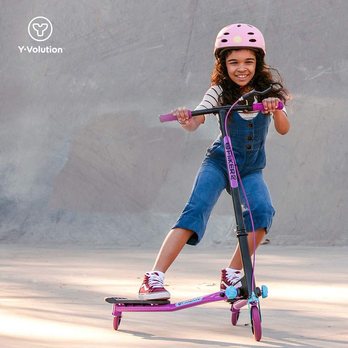 YVolution Y Fliker Air A3 - Patinete para niños: Amazon.es ...
