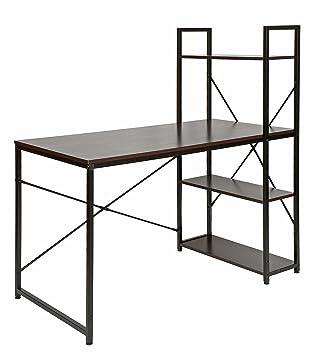 Ts Ideen Holz Schreib Tisch Burotisch Computertisch Arbeitstisch Mit