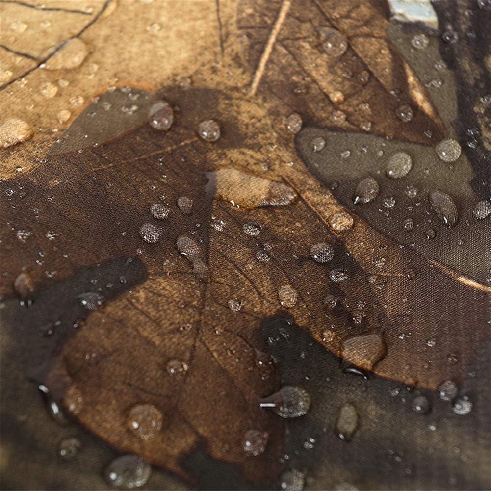 gu/êtres Camouflage Contre Les punaises de Serpent et la Boue Nideen Gu/êtres de Chasse imperm/éables pour Bottes de Neige pour Hommes et Femmes