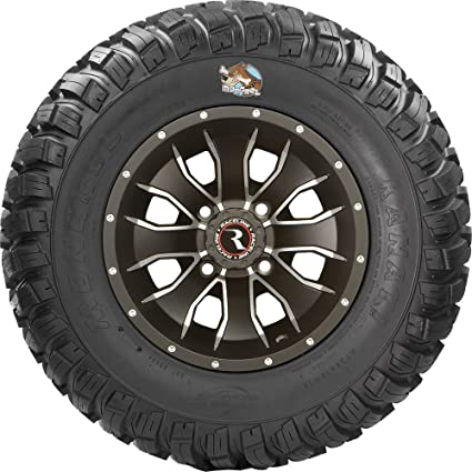 GBC Kanati Mongrel 10-Ply Radial Tire 27x11-14 for Can-Am Commander 1000 XT 2011-2018