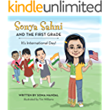 Sonya Sahni and the First Grade: It's International Day!