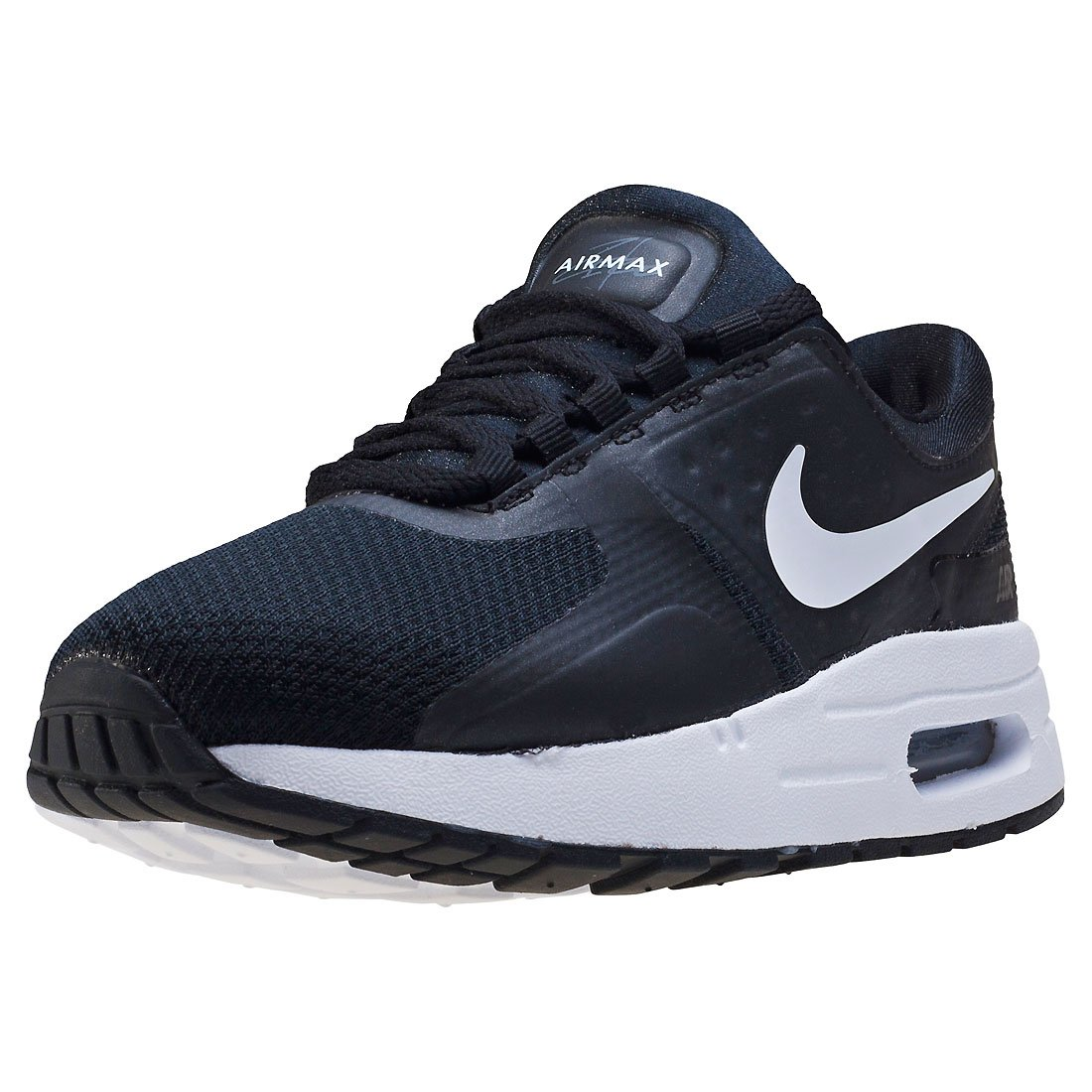 wholesale dealer 1923e a5b3c Nike Kids Air Max Zero Essential Black White Dark Grey 881226-002 (Size  2Y)   Amazon.ca  Shoes   Handbags
