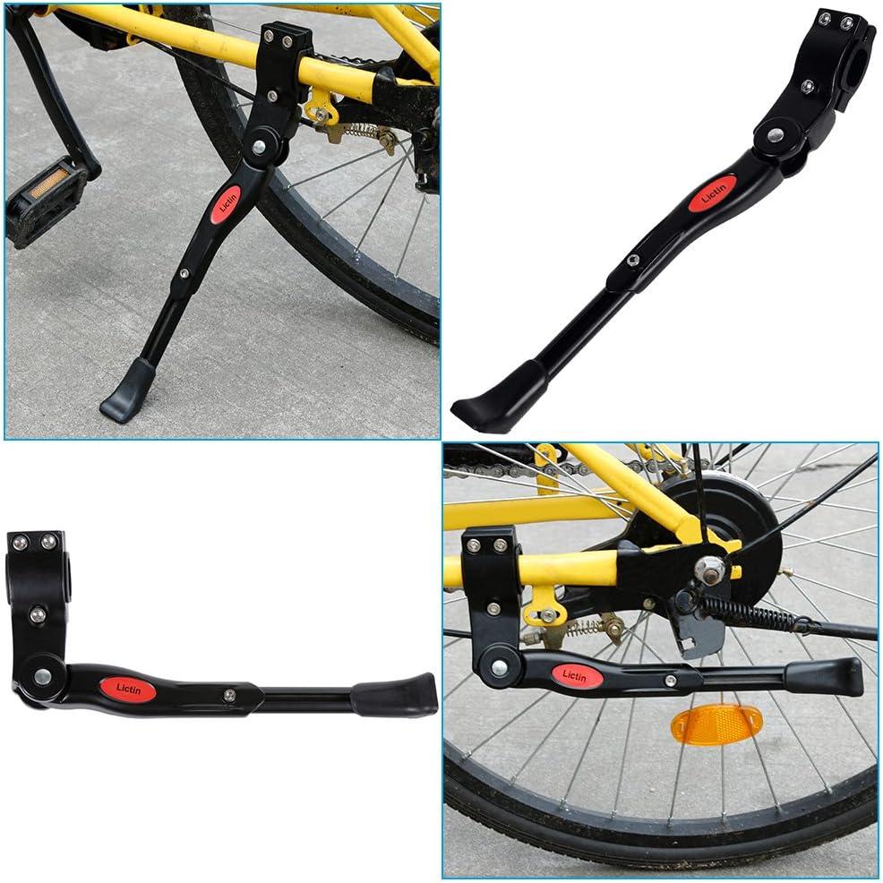 Pata de cabra lateral ajustable para bicicleta de Lictin de ...