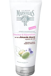 Le Petit Marseillais – después del champú cabello largos Lin – Almendra Dulce – Tubo 200