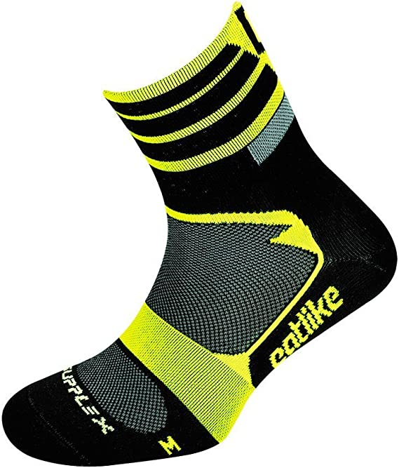 Catlike Supplex MTB Calcetines Ciclismo, Unisex Adulto, Amarillo ...