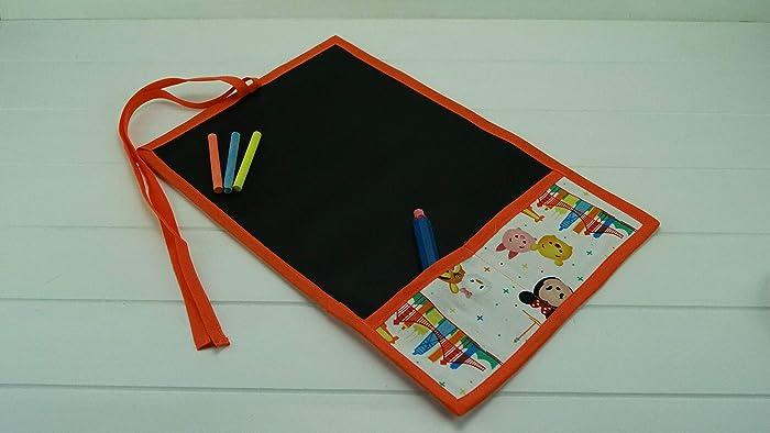 Pizarra portátil enrollable de tela Disney: Amazon.es: Handmade