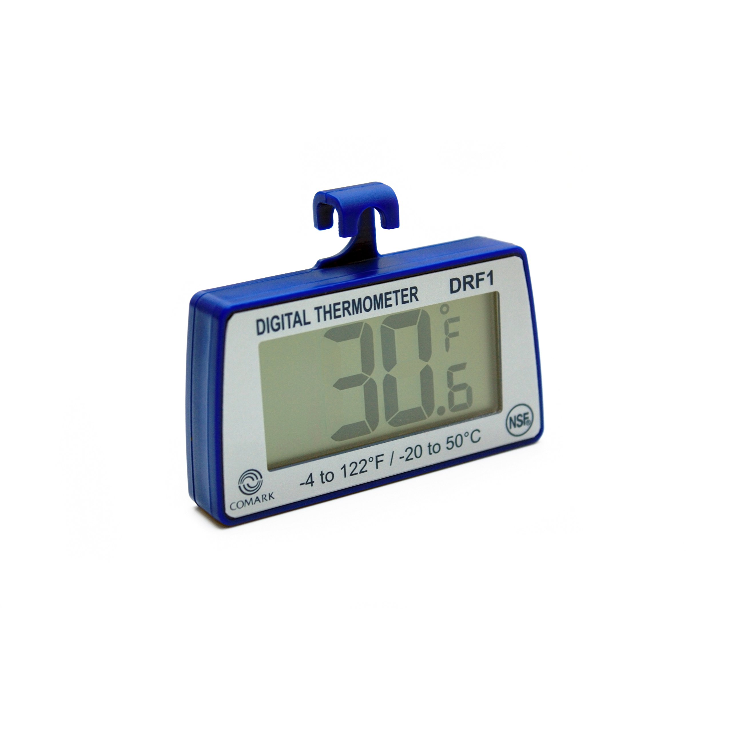 Comark Instruments   DRF1   Digital Refrigerator and Freezer Thermometer