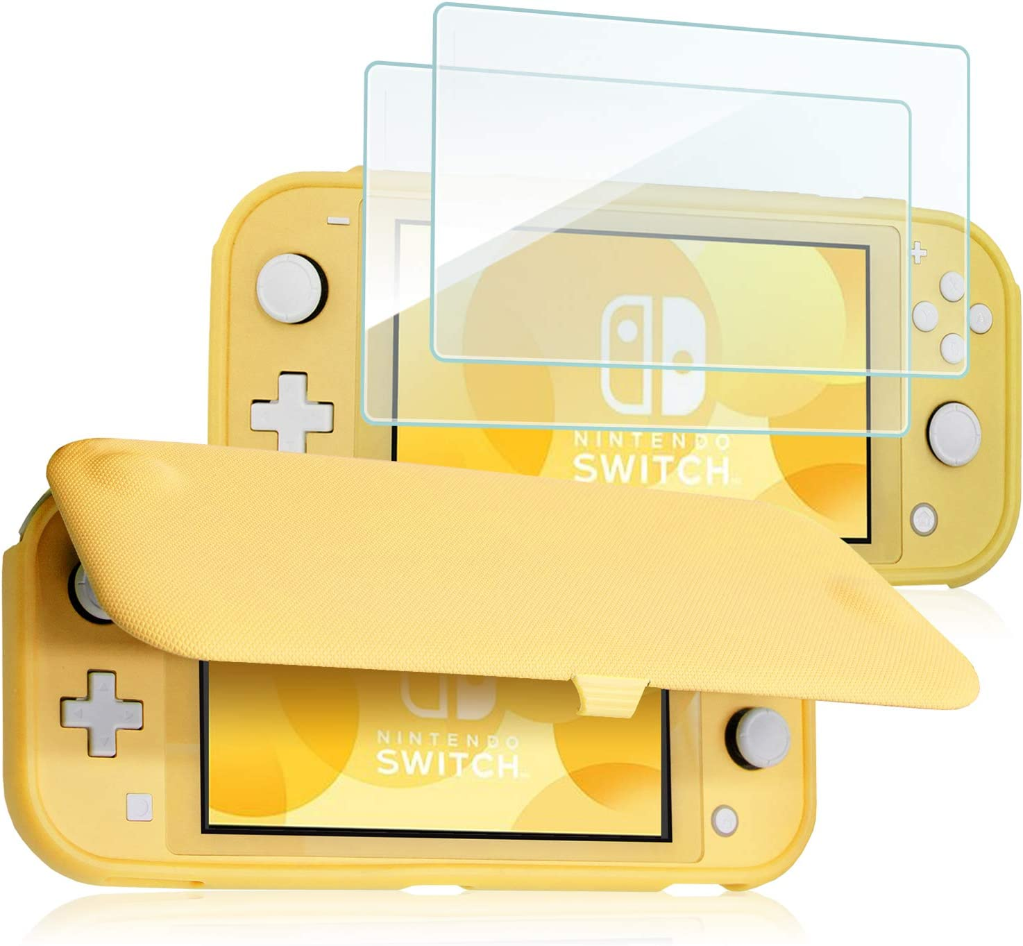 ProCase Funda Protectora para Nintendo Switch Lite con 2 ...