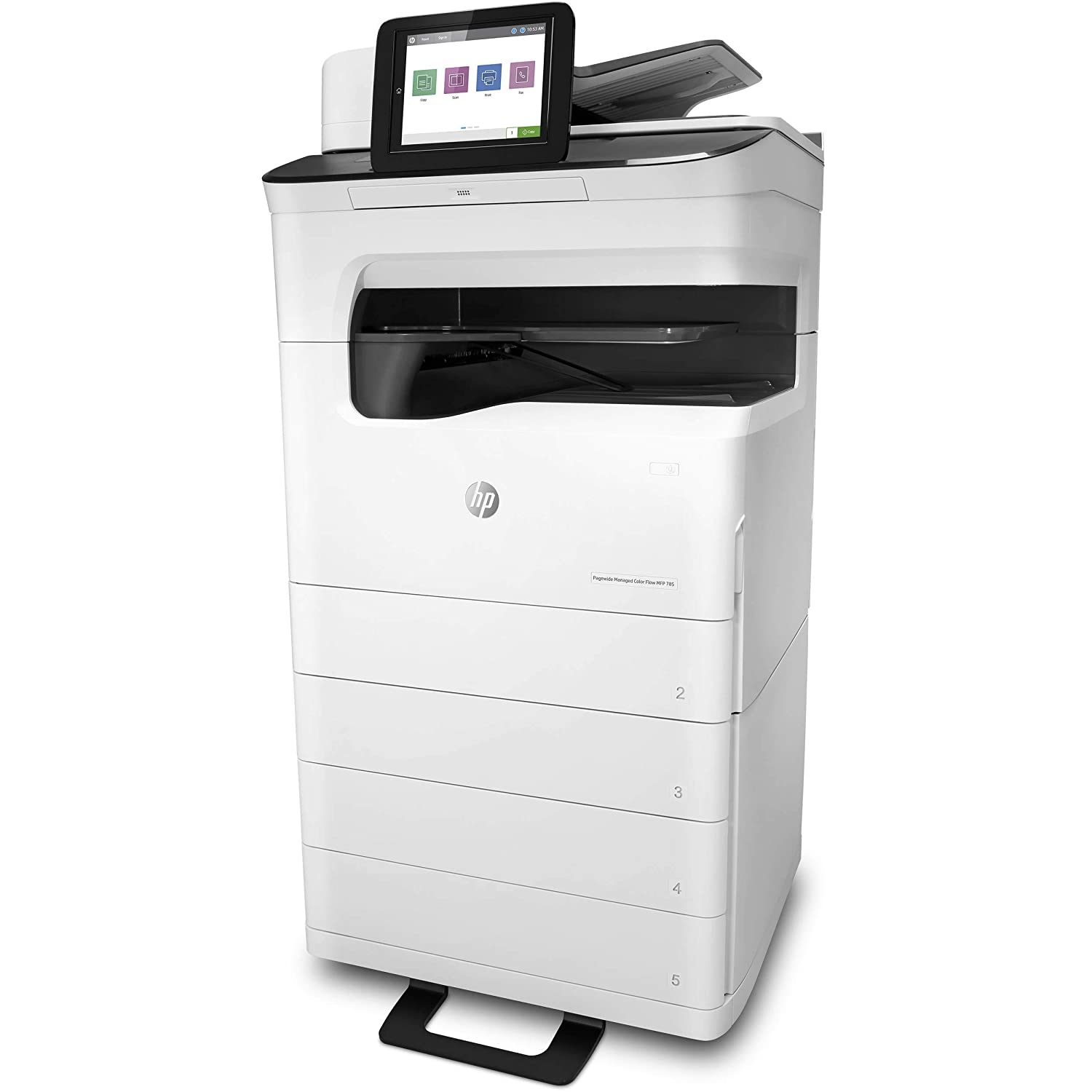 Amazon.com: Hewcpn Pagewide Enterprise Color Flow Mfp 785Zs ...