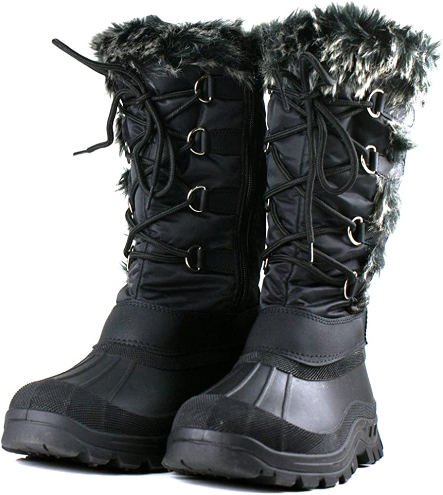 Rubber Snow Boots For Women