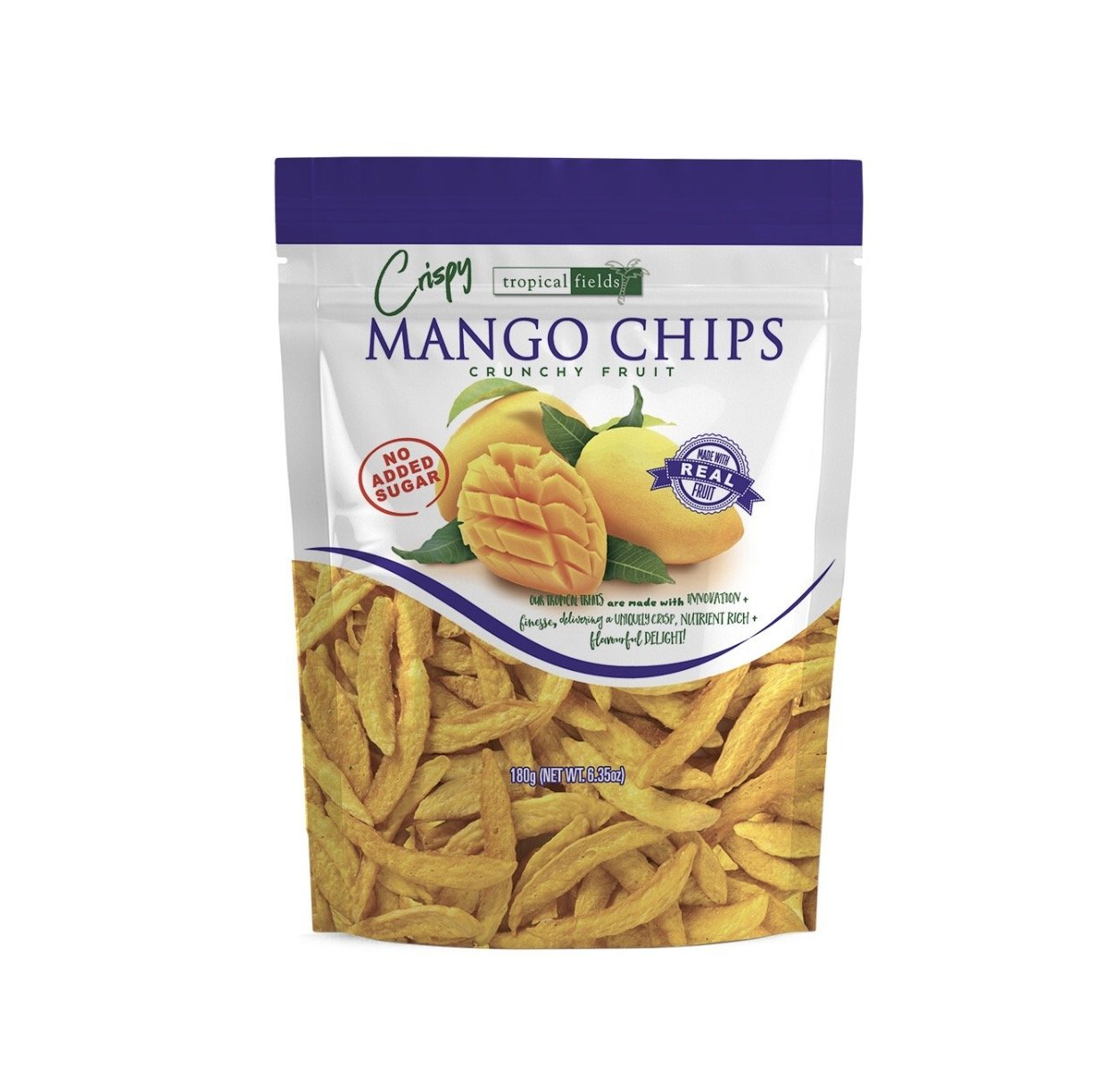 Tropical Fields MANGO CHIPS