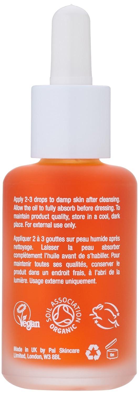 Pai Skincare Organic Rosehip BioRegenerate Oil 30 ml : Facial Treatment Products : Premium Beauty