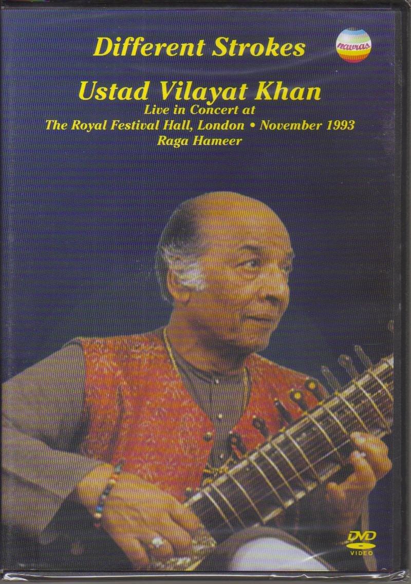 Ustad Vilayat Khan: Different Strokes