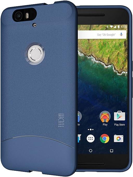 Huawei Nexus 6P Funda, TUDIA Ultra Delgado Mate Completa Arch TPU ...
