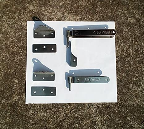 Optiparts Optimist Complete Rudder Fitting Kit