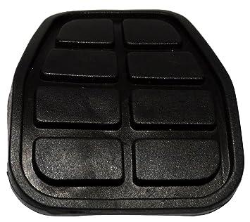 AERZETIX: Reposapies caucho para pedal de freno de coche, vehiculos: Amazon.es: Coche y moto