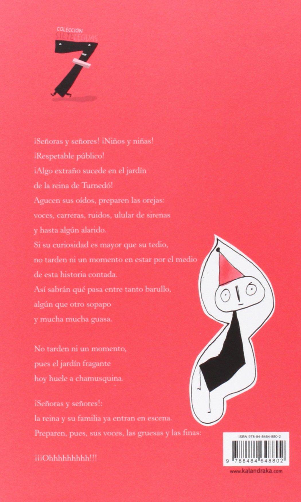 La reina de Turnedó (Sieteleguas): Amazon.es: Sánchez, Gloria, Otero, Pablo: Libros