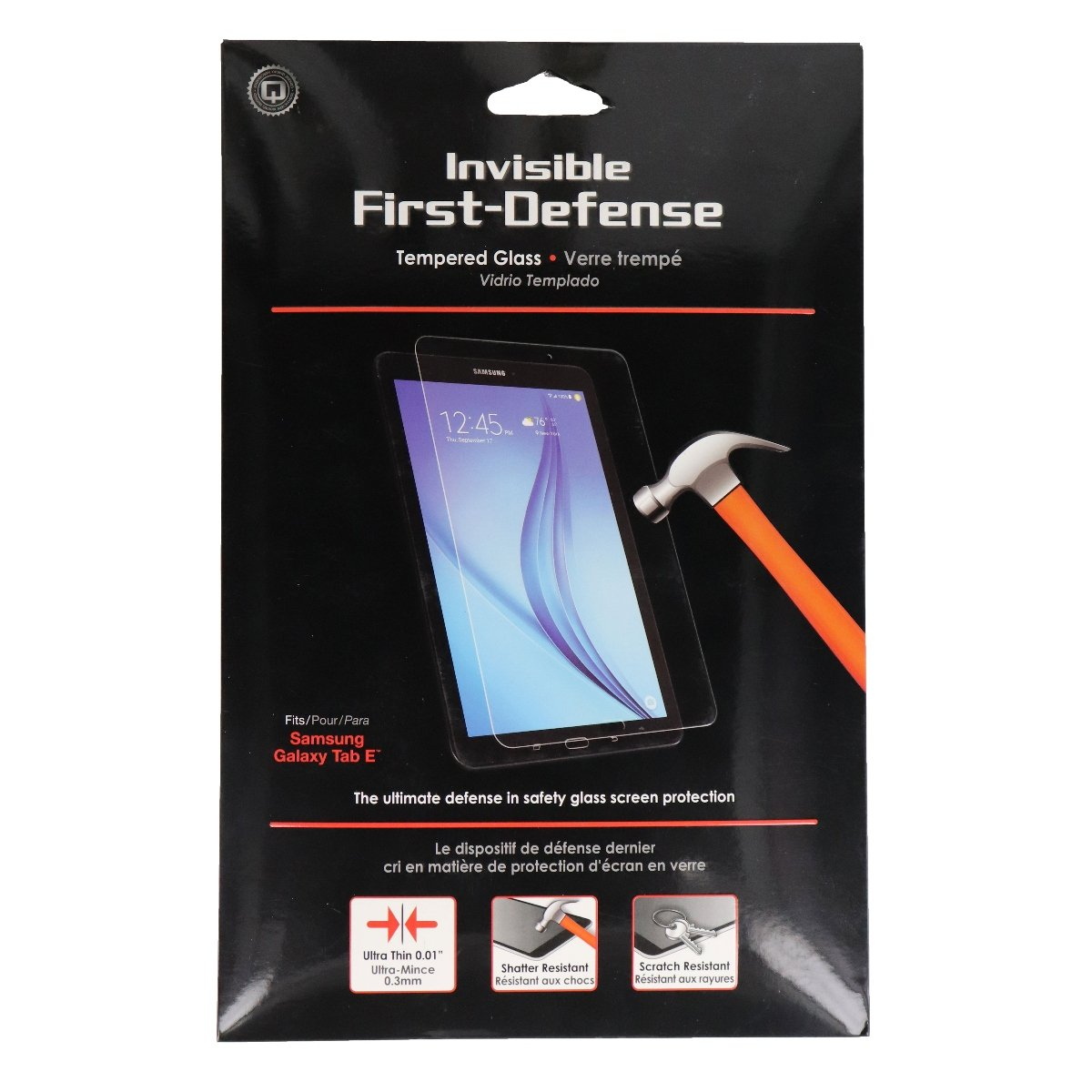 2x iLLumi AquaShield Clear Screen Protector Cover for Dell Venue 10 7000