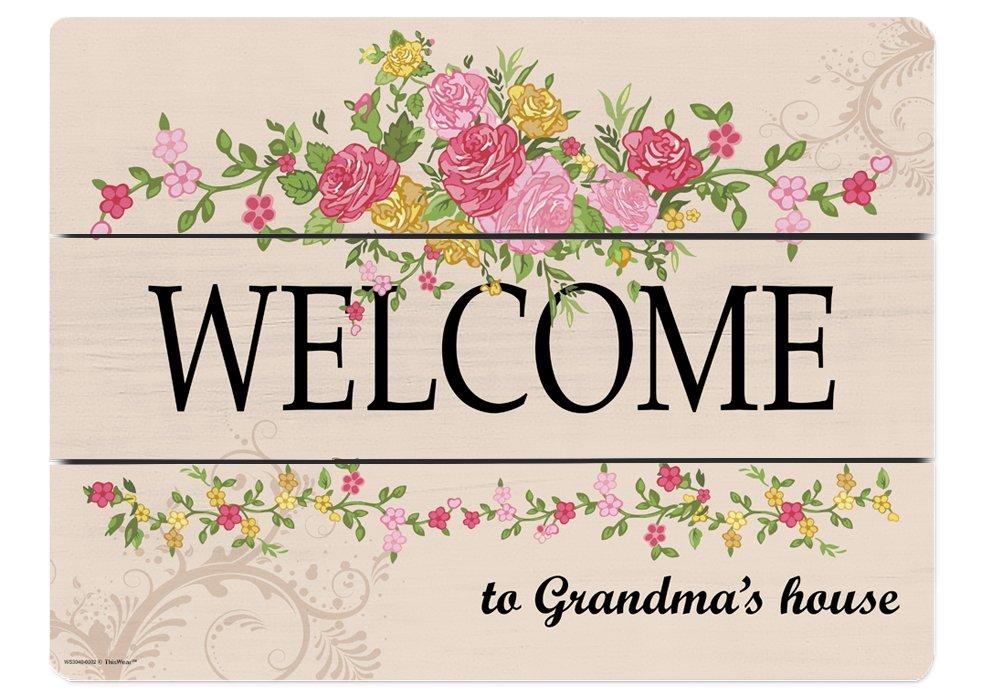 Grandma Gifts Welcome To Grandma S House Buy Online In Faroe Islands At Desertcart