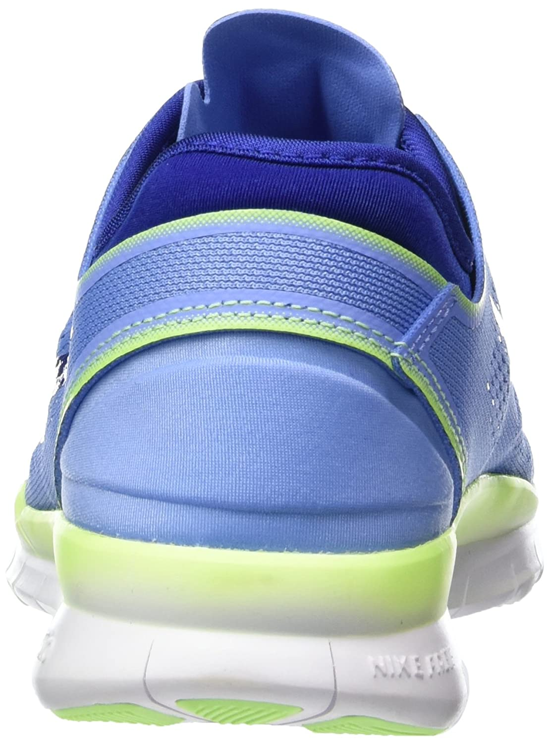 NIKE Men's Free 5.0 Tr Fit 5 Fabric Running Shoe Ghost B01BD5VYQO 7 B(M) US|Blue/ Ghost Shoe Green 172993
