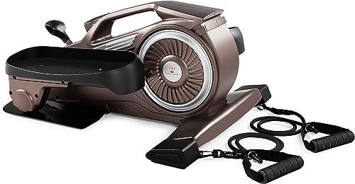 Bionic Body Magnetic Tension Under-Desk Elliptical Mini Stepper Trainer
